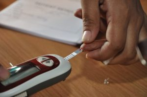 Diabetic Blood Glucose Testing