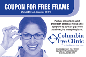 columbia eye clinic south carolina